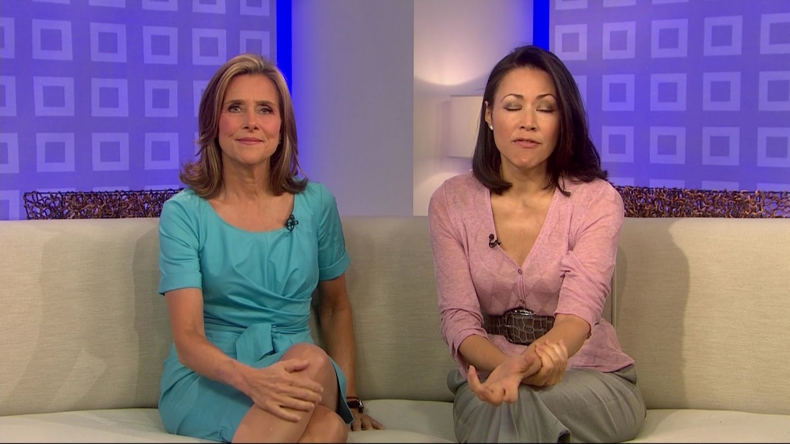 Ann Curry Legs http://meredithvieira.wordpress.com/category/ann-curry/
