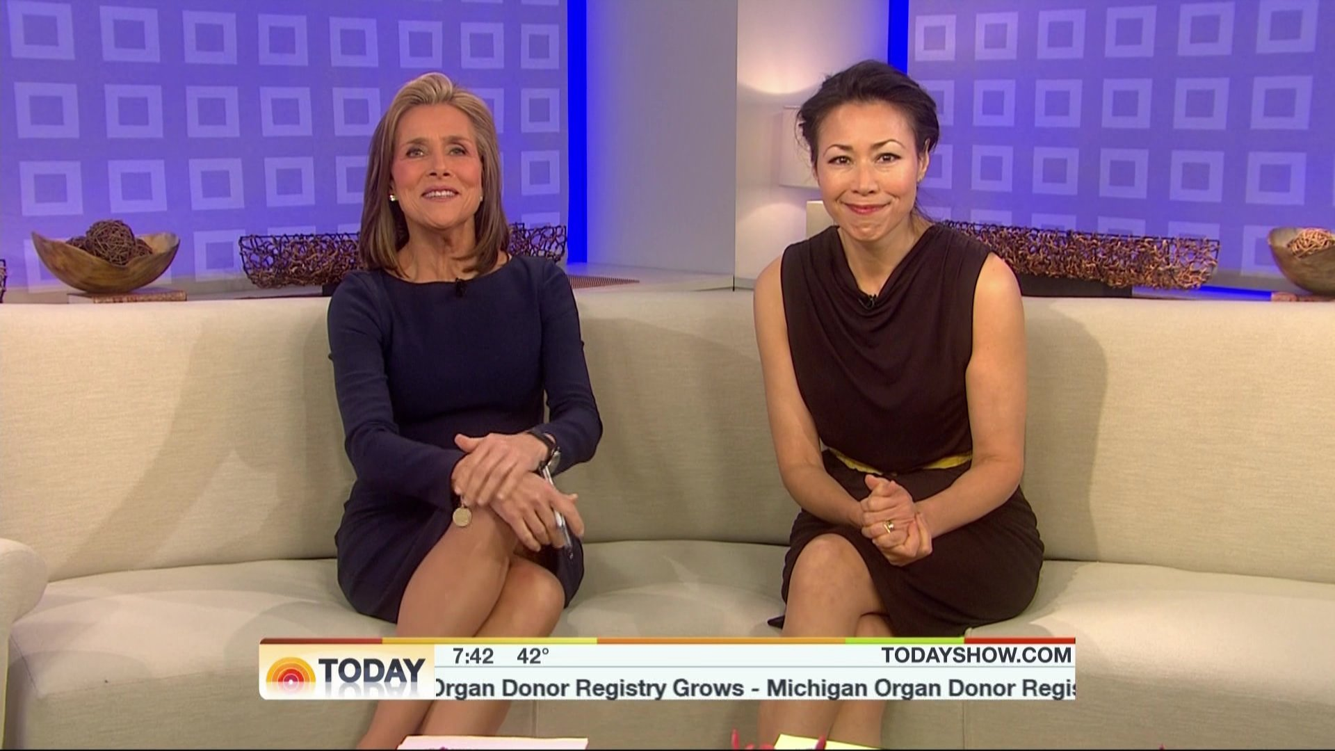Ann Curry Legs http://meredithvieira.wordpress.com/tag/ann-curry/